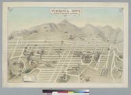 Virginia City, Storey County, Nevada, 1877