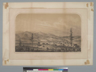Weaverville, 1856, Trinity County, California