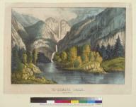 Yo-Semite [Yosemite] Falls, California