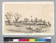 Sutter's Fort [California], 1849