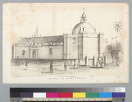Church in Shinandagua [Nicaragua]
