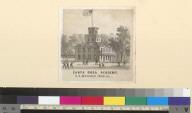 Santa Rosa Academy, R. K. Mariner, Principal [Sonoma County, California]