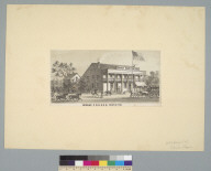 Santa Rosa House, Edward P. Colgan, Proprietor [Sonoma County, California]