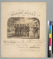 Marion Rifles [certificate]