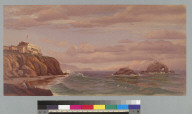 [View of Cliff House and Seal Rock, San Francisco, California]