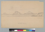 [View of mountains, Washington?]