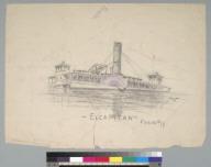 El Capitan [sunken sidewheel steamship]