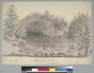 Leonard's Lake: Mendocino Co[unty] Ca[lifornia]