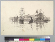 [View of harbor]