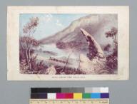Weber Canyon from Finger Rock [Utah]