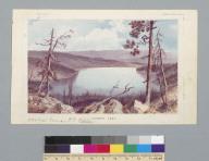 Donner Lake [Central Pacific Railroad, California]