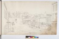 Sacramento Street in May 1854 (San Francisco, California)