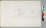 [Cascade Mountains, Columbia River, August 1850, Oregon/Washington]