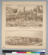 [Views related to Porterville and Tulare County, California]
