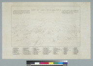 City of San Jose, Cal[ifornia], 1875 (Reference chart to view of)