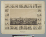 Auburn, Placer County, California, 1857