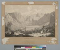 Yosemite Valley, Mariposa Co[unty] Cal[ifornia]