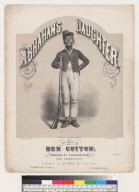 Abraham's daughter: as sung by Ben Cotton [F.H.H. Oldfield]