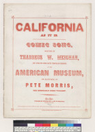 California as it is comic song [Thaddeus W. Meighan, Pete Morris]