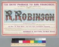 R. Robinson [ship]