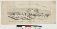 The late collision between the trains of the Western Pacific and S[an] F[rancisco]& Alameda R[ail] R[oad] Co[mpanie]s near Simpsons Station [California], Sunday No[ember] 14th, 1869