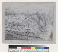 Volcano, Amador Co[unt]y, Cal[ifornia] Dec[ember] 1854