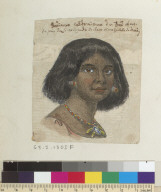 [Portrait of Indian girl]