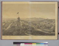 San Francisco, [California] 1862: from Russian Hill, sec[tio]n 5 looking south & west