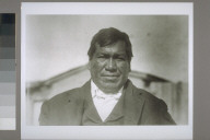 Mohave Indian, full face
