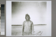 Charley, elderly Mohave Indian