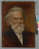 Portrait of Edwin Markham