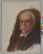 [Portrait of David Starr Jordan]