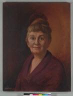 [Portrait of Mrs. Joaquin Leland Miller]