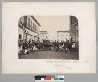 """Compania de Bomberos no.1 in 1861, Valparaiso, Chile"" [photographic print]"