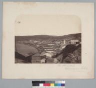"""""""The Almendral, Valparaiso, Chile."""" [photographic print]"""