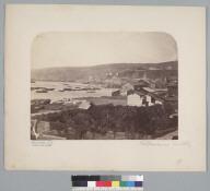 """Valparaiso in 1862."" [photographic print]"
