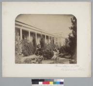 """""""Cerro Alegre in 1861, Valparaiso, Chile."""" [photographic print]"""