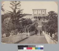 Quinta Waddington, Valparaiso, Chile. [photographic print]
