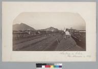 """Santiago de Chile, The Alameda in 1867."" [photographic print]"