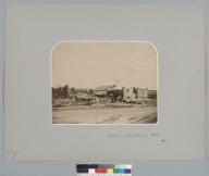 """""""Mission de Casa Blanca, Chile, 1860."""" [photographic print]"""