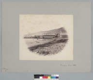 """Pisagua, Peru, 1863."" [photographic print]"