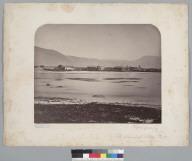 """Iquique, Peru [Chile], the principal nitrate port."" [photographic print]"
