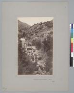 """""""Cauquenes Sulphur Baths, Chile, 1865."""" [photographic print]"""