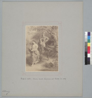 """Art work, """"Copied with a home-made camera and lens in 1860."""" [photographic print]"""