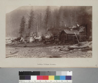 """Indian village, Juneau,"" Alaska. [photographic print]"