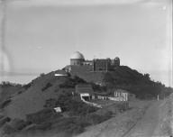 Lick Observatory, Mt. Hamilton, general view. [negative]