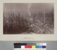 """Alaska Mill and Mining Co., rear view,"" Douglas Island. [photographic print]"