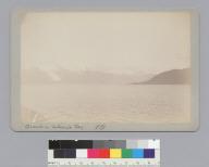 """""""Glacier in Halcomb Bay."""""""