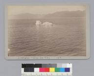 """ Iceberg, Glacier Bay,"" Alaska. [photographic print]"