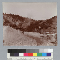 Tesla Coal Mines, California. [photographic print]